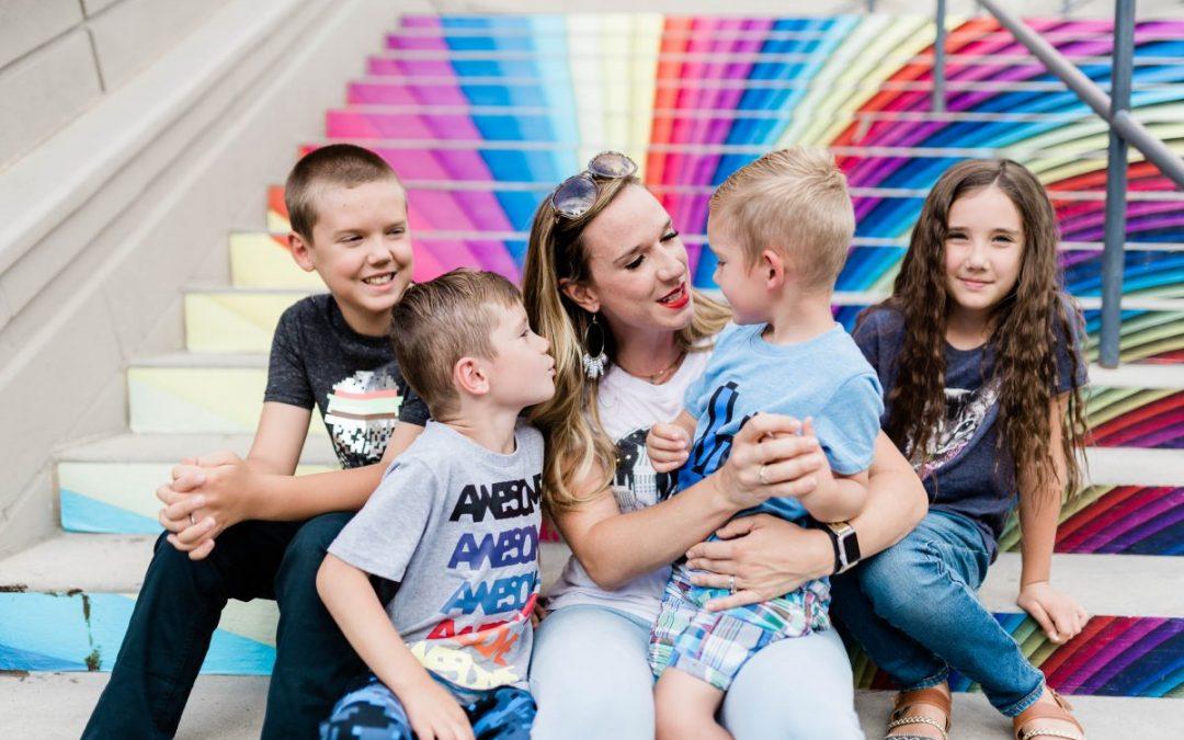 3 secrets to become a happier mom