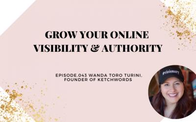 GROW YOUR ONLINE VISIBILITY & AUTHORITY   WANDA TORO TURINI
