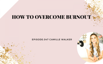 HOW TO OVERCOME BURNOUT